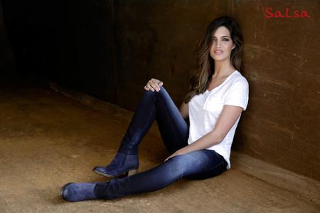 Sara Carbonero te propone los jeans para conseguir un culo perfecto