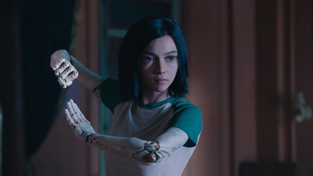 Alita Battle Angel Rosa Salazar T821
