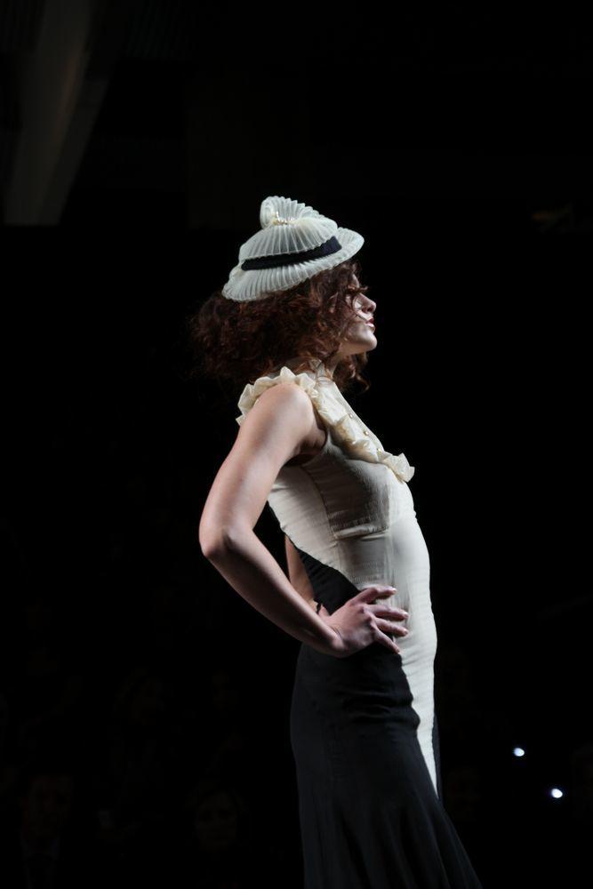 Foto de Alma Aguilar en la Cibeles Madrid Fashion Week Otoño-Invierno 2011/2012 (48/126)