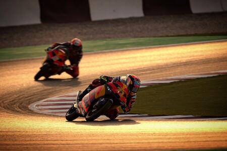 Sasaki Doha Moto3 2021