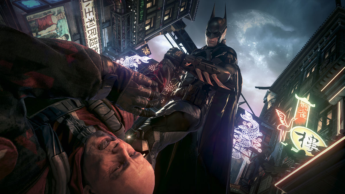 Foto de Batman: Arkham Knight (8/12)