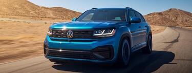 Volkswagen Cross Sport GT Concept, una variante inspirada en el Golf R