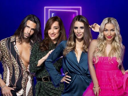 Quintos nominados de Secret story: la casa de los secretos: Luca, Adara, Emmy, Cristina, Canales Rivera y Cynthia