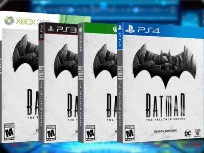 Batman de Telltale llegará con su primer episodio en agosto