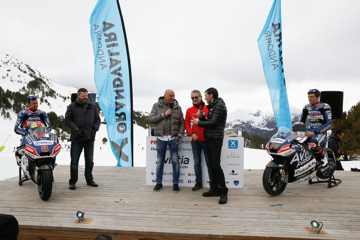 Foto de Avintia Racing MotoGP 2016 Grandvalira (3/18)
