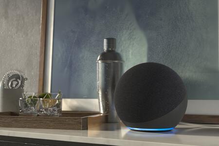 Amazon Echo y Echo Dot (2020): los nuevos altavoces de Amazon ahora son esféricos y llegan con sonido Dolby Atmos