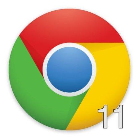 google chrome 11 icono