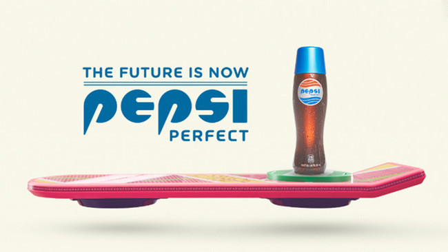 Pepsi Back To The Future 2