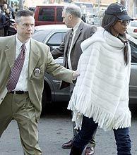 Naomi Campbell detenida por supuesta agresión