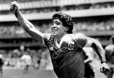 Maradona Hemeroteca