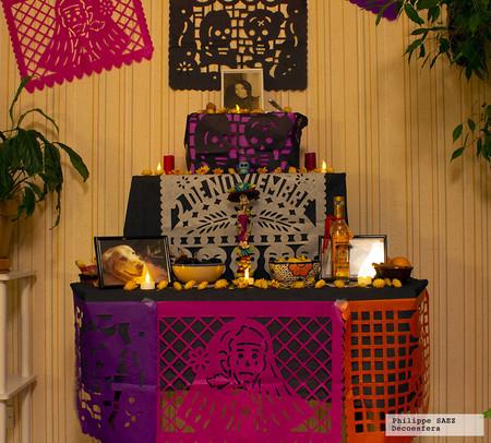 Altar Muertos Mexico 5