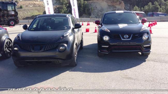 Nissan Juke Nismo y Nismo prototipo