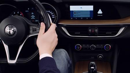 Android Auto Alfa Romeo