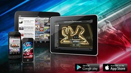 Ya disponible la aplicación 'MotoGP Live Experience 2013', para seguir el mundial a la milésima