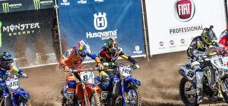 Jeffrey Herlings en MXGP y Benoit Paturel en MX2 se sobreponen a un terreno muy duro para vencer en Suiza