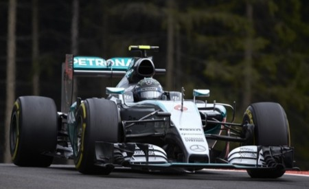 Victoria de Nico Rosberg que aprieta el Mundial de Fórmula 1