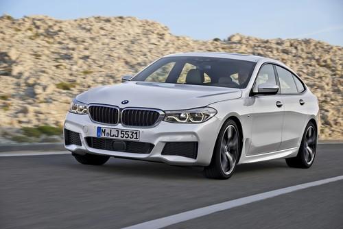 BMW Serie 6 Gran Turismo: más tecnológico, más atractivo y todavía más grande