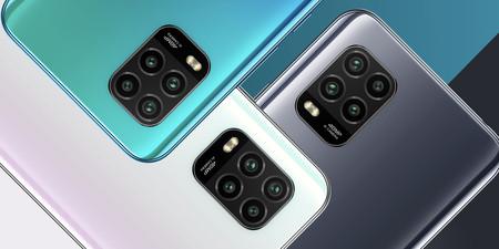 Xiaomi Mi 10 Lite 5g Oficial Camaras
