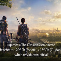 Streaming de The Division 2 a las 20:30h (las 13:30h en CDMX) [finalizado]
