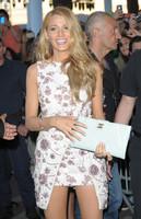 Sí a las uñas de Blake Lively y Zoe Saldaña en el Festival de Cannes