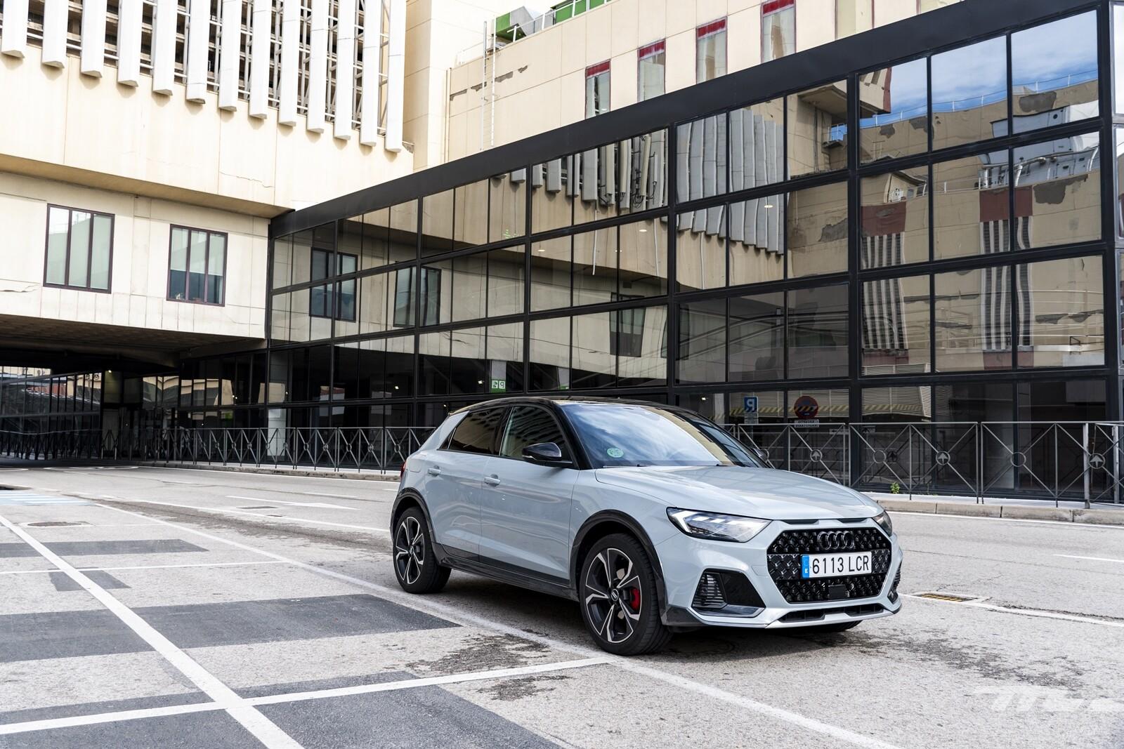 Foto de Audi A1 Citycarver 2020 prueba (25/39)