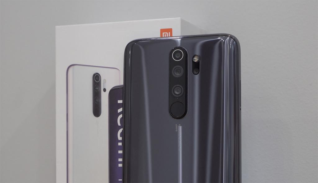 Redmi Note 8 Pro, primeras impresiones: cuatro cámaras, 64 MP y una evolución que le sienta muy bien a la gama media de Xiaomi