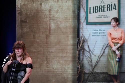 'La librería' no era la mejor película de los Goya 2018