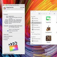 La quinta beta de macOS Mojave facilita la posibilidad de utilizar una eGPU en aplicaciones individuales