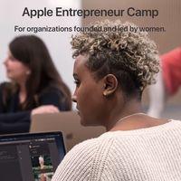 Apple lanza un programa de desarrollo de aplicaciones para mujeres empresarias