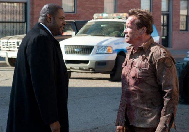 Arnold Schwarzenegger en 'The Last Stand'