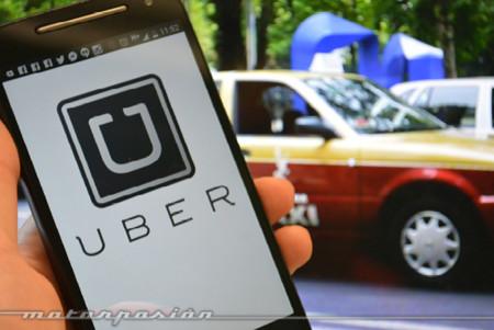 Uber CDMX Contingencia ambiental