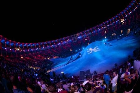 Red Bull X-Fighters Madrid 2012: Levi Sherwood vence ante Dani Torres y Maikel Melero