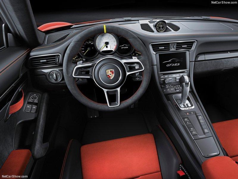 Foto de Porsche 911 GT3 RS (7/8)