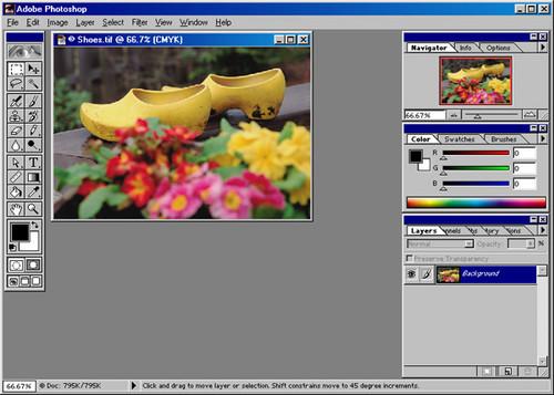 Foto de Evolución de la interfaz de Adobe Photoshop desde 1989 (12/24)