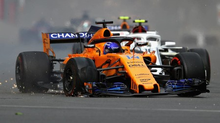 Alonso Baku F1 2018