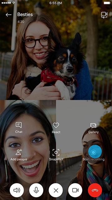 Skype Call Recording