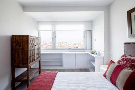 Apartamento con vistas Plaza de Colón
