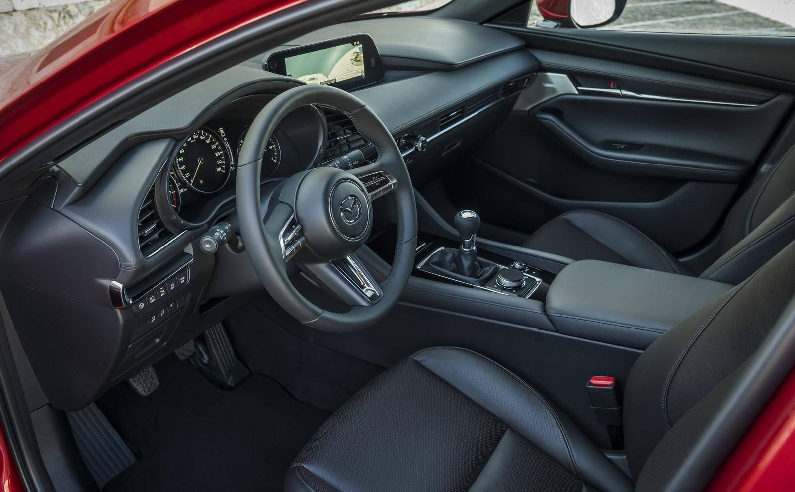 Foto de Mazda3 2019 (98/128)