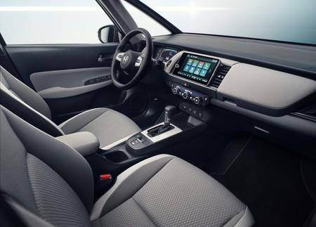 Honda Fit 2020 Interior