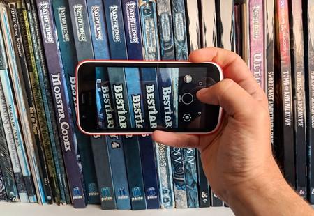 Camara Nokia 1