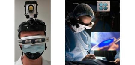 Una gafas de realidad aumentada ayudan a diferenciar las células cancerígenas en tiempo real