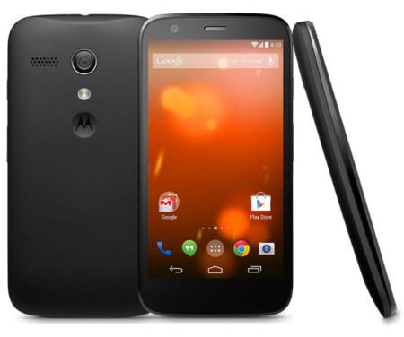 Motorola Moto G edición Google Play