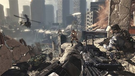 'Call of Duty: Ghosts': mapas, armas y modos de juego