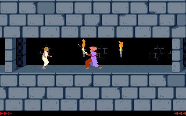 Prince of Persia (Broderbund, 1990)