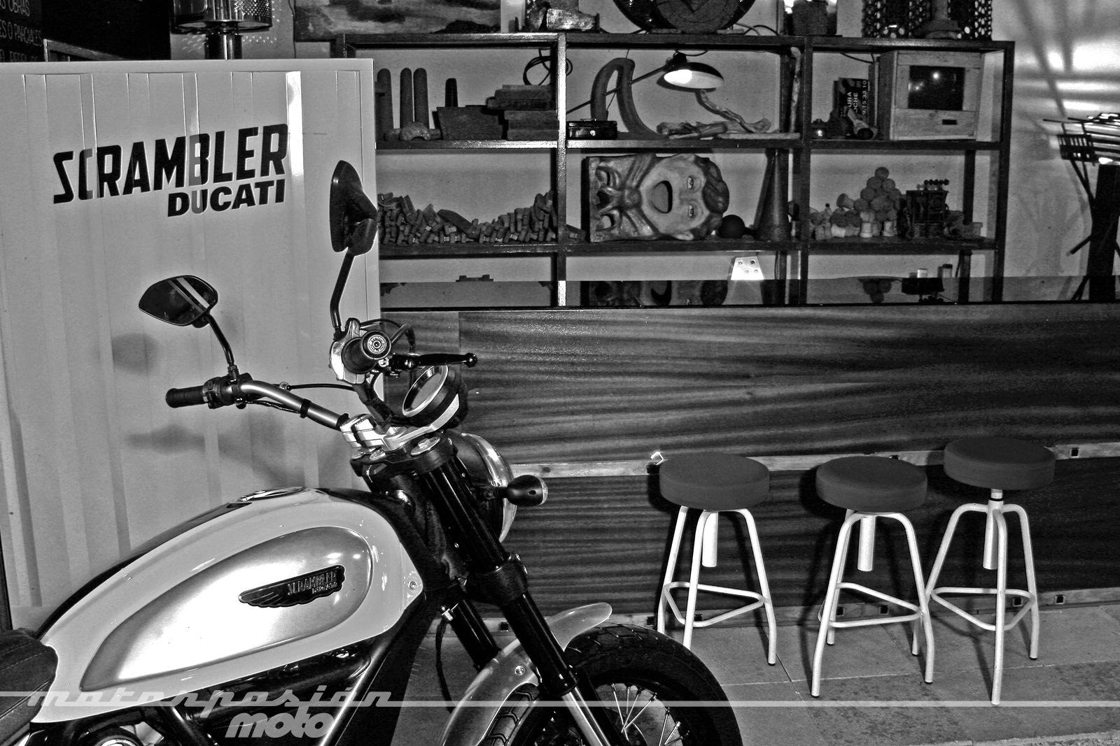 Foto de Ducati Scrambler, presentación 1 (14/67)