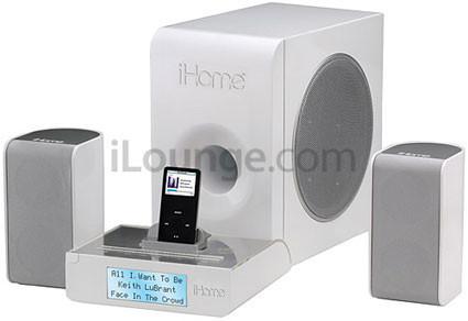 iHome iH52, otra opción para escuchar tu iPod
