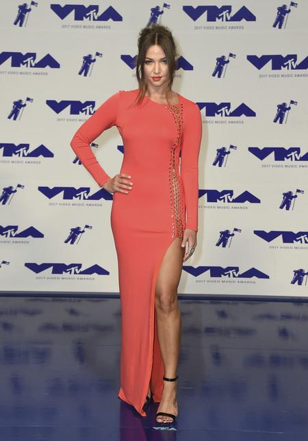 mtv vma video music awards 2017 alfombra roja red carpet erika costell