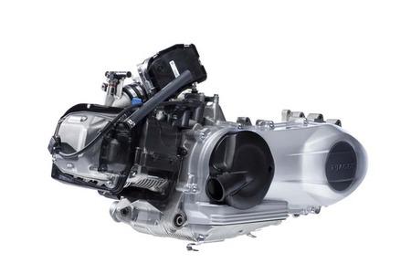 Motor Piaggio 3V