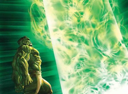 Inmortal Hulk Portada