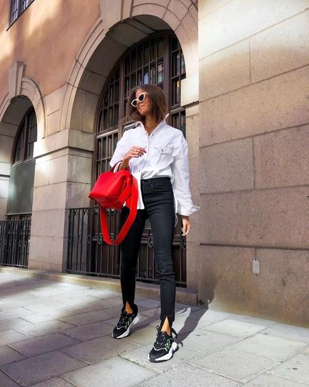 Las zapatillas negras son clave para el fondo de armario: estos nueve modelos de rebajas ya están en nuestra lista de deseos